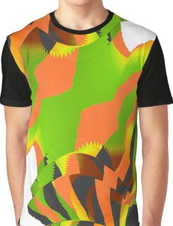 Swell Colours Graphic T-Shirt