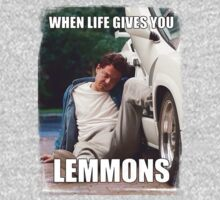 When Life Gives You Lemmons by Devon Matthias