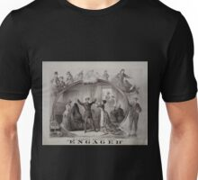 Performing Arts Posters WS Gilberts burlesque comedy Engaged 2973 Unisex T-Shirt