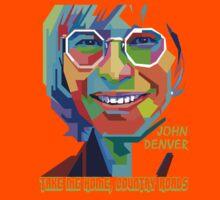 John Denver ~ Pop Art Kids Clothes
