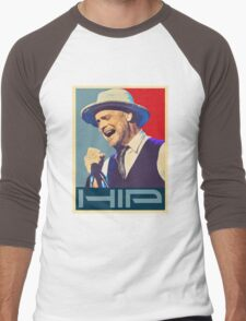 hip hope Men's Baseball ¾ T-Shirt