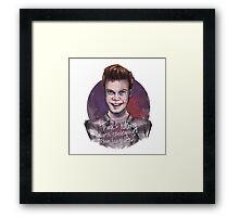 Jerome Valeska - Gotham Framed Print