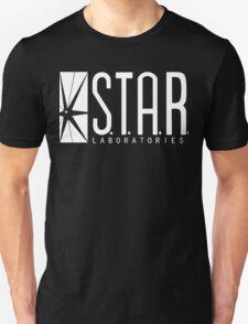 The Flash - S.T.A.R. Lab Unisex T-Shirt