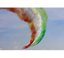 Italian Smoke Photographic Print