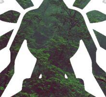 Zenyatta Forest Sticker