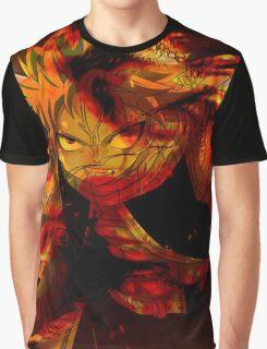 Natsu Graphic T-Shirt