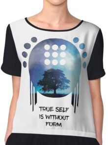 Overwatch - True Self is without Form Chiffon Top