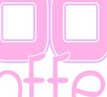 MOOD: Coffee Sticker