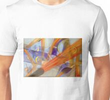 Reach for the planets Unisex T-Shirt