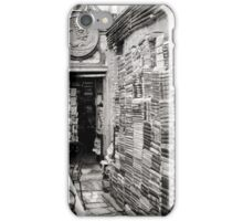 The Old Venice Bookshop iPhone Case/Skin