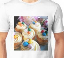 Easter Egg Cupcakes Unisex T-Shirt