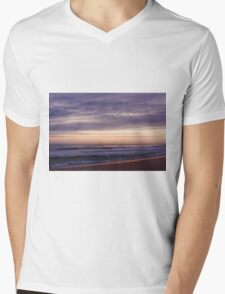 Coastal Beauty Mens V-Neck T-Shirt