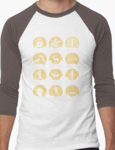 Spells Men's Baseball ¾ T-Shirt