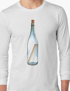 Gather them bottles! Long Sleeve T-Shirt