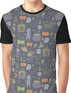 Happy Halloween  Graphic T-Shirt