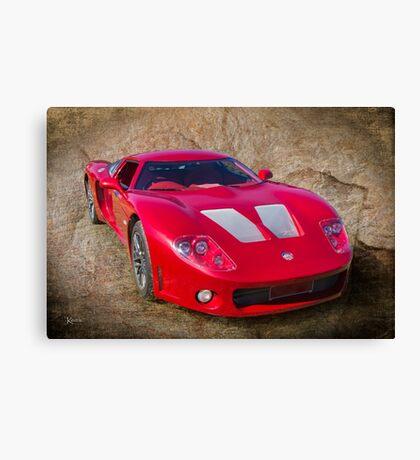 GTM Super Car Canvas Print