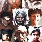 Indian collage by indiafrank