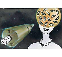 Lost My Head Photographic Print