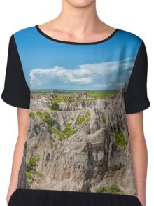 Badlands Beauty Chiffon Top