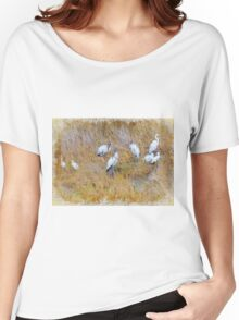 The Watering Hole Women's Relaxed Fit T-Shirt