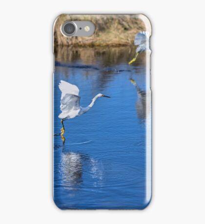 Feathered Fishermen iPhone Case/Skin
