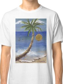 Christmas Palm Tree Classic T-Shirt