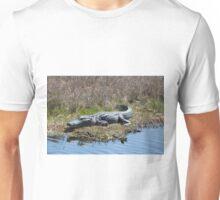 Smiling Gator Unisex T-Shirt