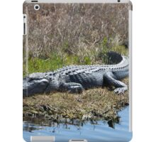 Smiling Gator iPad Case/Skin