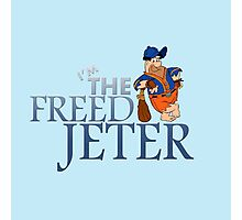 I'm The Freed Jeter Photographic Print