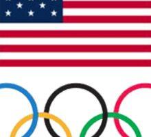 United States Olympic Team Sticker
