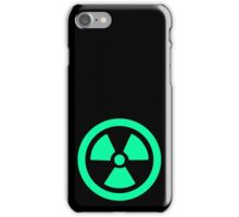 Fluo Radioactive iPhone Case/Skin