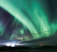 Hydro Aurora Borealis by ArnarBergur