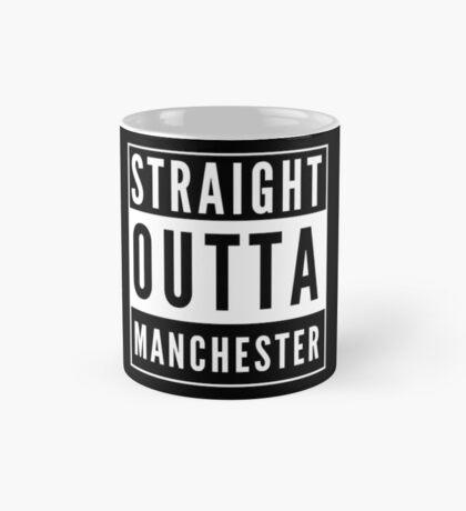 Straight Outta Manchester Mug