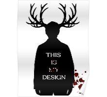 Hannibal Inspired Design Poster