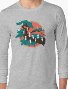 Spirits of the Trees Long Sleeve T-Shirt