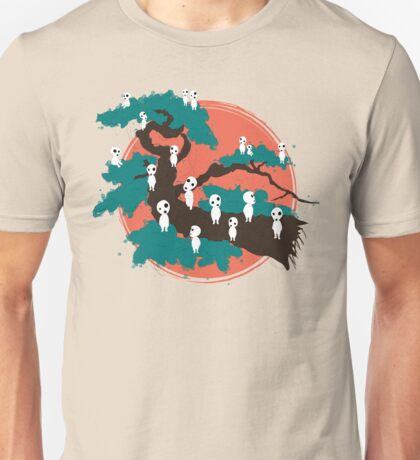 Spirits of the Trees Unisex T-Shirt