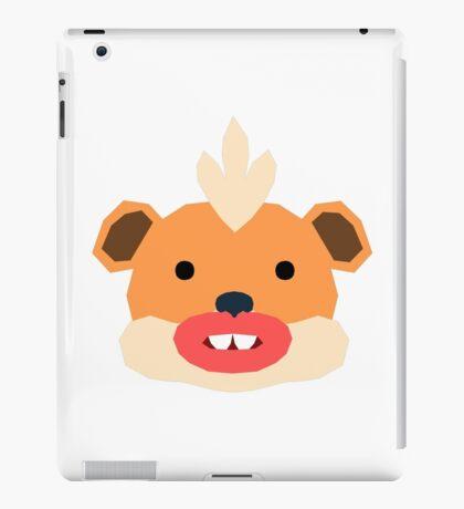 Pokemon, Spaced Growlithe iPad Case/Skin