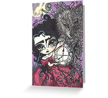 FABLES Art Greeting Card