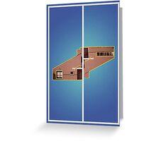 Architecture: Venturi Greeting Card