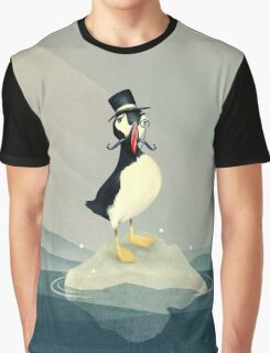 Lord Puffin Graphic T-Shirt
