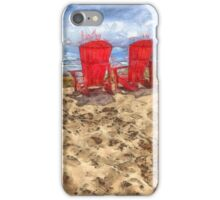 Peace Among the Dunes Pencil iPhone Case/Skin