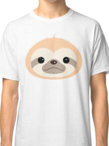 Super Cute Sloth Classic T-Shirt