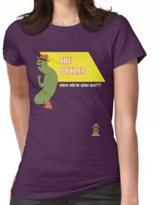 The Pickler Womens Fitted T-Shirt