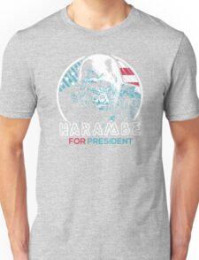 Harambe for President Unisex T-Shirt