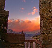 Malcesine / Lake Garda / Italy ~ 17 by Rachel Veser