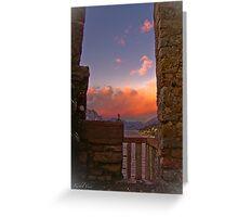 Malcesine / Lake Garda / Italy ~ 17 Greeting Card