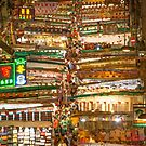 Temple Street Market - Hong Kong by Paul Campbell  Photography