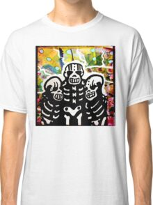 The Brothers Skelly. Mixed Media Classic T-Shirt