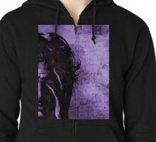 CH... Purple Edition Zipped Hoodie