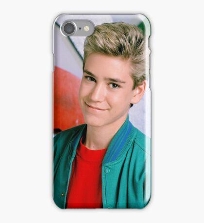 Zack Morris 1 iPhone Case/Skin